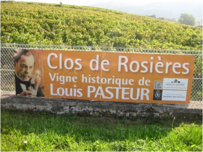 Fondation de la maison de Louis Pasteur